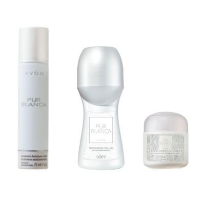 Imagem 1 do produto Kit Plur Blanca