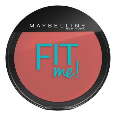 Imagem 9 do produto Fit Me! Maybelline - Blush para Peles Escuras - 06 - Feito Para Mim