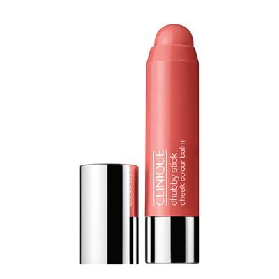 Imagem 2 do produto Chubby Stick Cheek Colours Balm Clinique - Blush - Robust Rhubarb