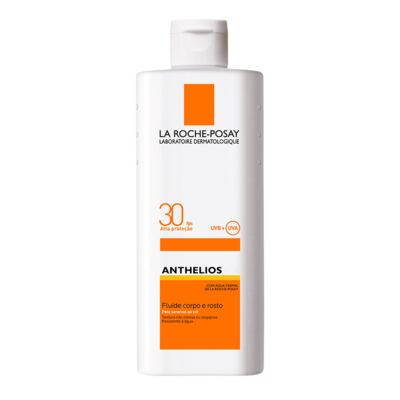 Imagem 1 do produto Protetor Solar La Roche-Posay Anthelios XL Fluide FPS 30 125ml