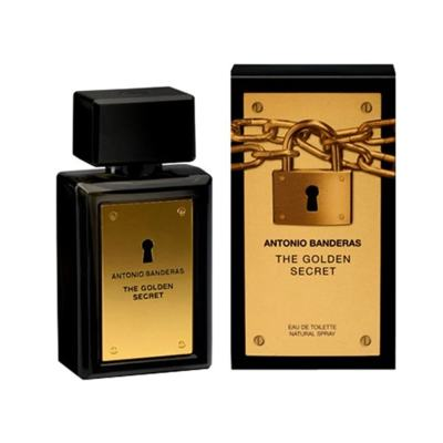 Imagem 3 do produto The Golden Secret Antonio Banderas - Perfume Masculino - Eau de Toilette - 30ml