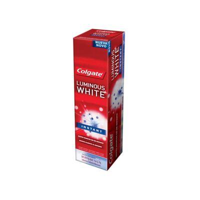 Imagem 2 do produto Creme Dental Colgate Luminous White Instant 90g
