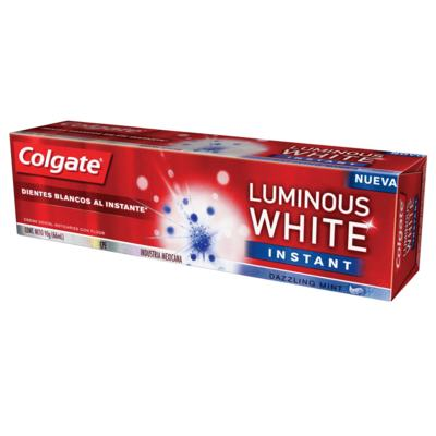 Imagem 3 do produto Creme Dental Colgate Luminous White Instant 90g