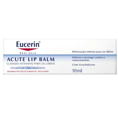 Imagem 3 do produto Hidratante Labial Eucerin Acute Lip Balm 10ml