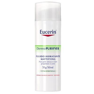 Imagem 2 do produto Fluido Matificante Eucerin Dermo Purifyer Mattifying 50ml