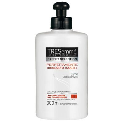 Imagem 4 do produto Kit Tresemmé Perfeitamente (Des)arrumado Shampoo + Condicionador + Creme para pentear + Spray Texturizador