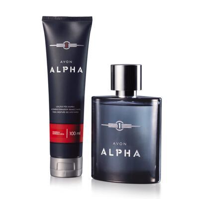 Imagem 1 do produto Estojo Alpha Masculino