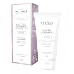 Hidratante Facial Profuse Nutrel Balm Suavizante - 50g