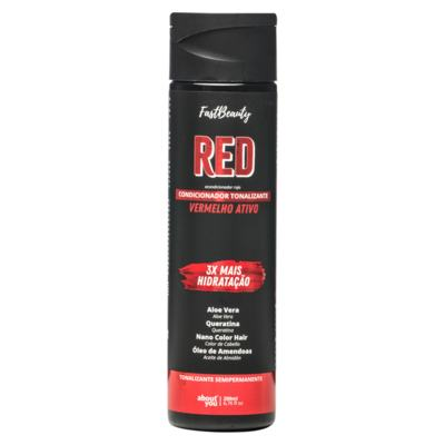 Condicionador Tonalizante About You - Red Fast Beauty - 200ml