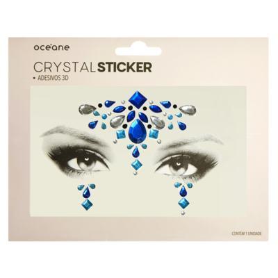 Adesivo Facial Océane - Crystal Sticker 3D S2 - 1 Un