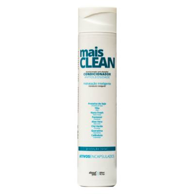 Imagem 2 do produto Condicionador Antioleosidade About You - Mais Clean - 300ml