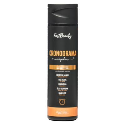 Condicionador Nutrição About You - Cronograma Capilar Fast Beauty - 200ml