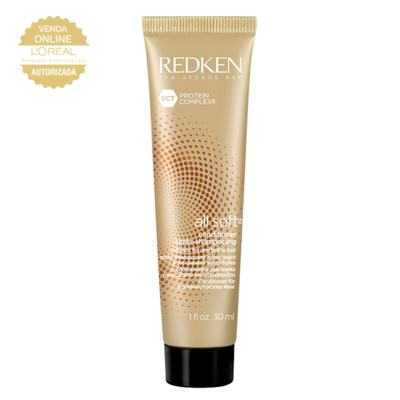 Redken All Soft Travel Size- Máscara Hidratante - 30ml