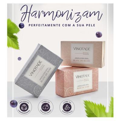 Imagem 2 do produto Rosé de Noir Vinotage - Sabonete em Barra - 180g