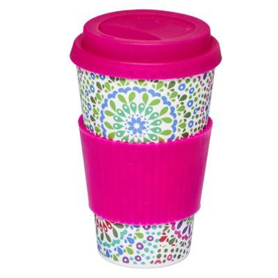 Imagem 1 do produto Copo Eco Océane - Bamboo Cup Mandalas - 1 Un