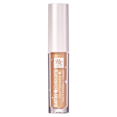 Imagem 1 do produto Sombra Líquida Rk by Kiss Satin Chrome - Cream Beige