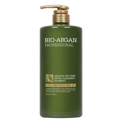 Imagem 1 do produto Elastine Bio Argan & Teatree - Shampoo Profissional - 912ml