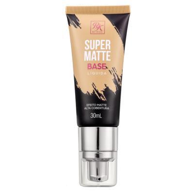 Imagem 1 do produto Base Líquida RK by Kiss - Super Matte - Nude