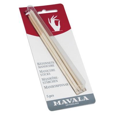 Imagem 1 do produto Mavala Manicure Sticks - Empurrador de Cutículas - 5 Un