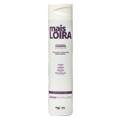 Imagem 2 do produto About You Mais Loira - Shampoo Matizador - 300ml