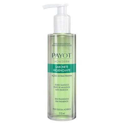 Imagem 1 do produto Sabonete Líquido Facial Higienizante Payot - Acnederm - 210ml