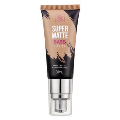 Imagem 1 do produto Base Líquida RK by Kiss - Super Matte - Crème