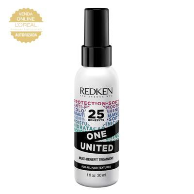 Imagem 1 do produto Redken 25 Benefits One United Travel Size - Leave-In - 30ml