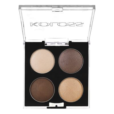 Imagem 1 do produto Quarteto de Sombra Koloss - 02 Classica
