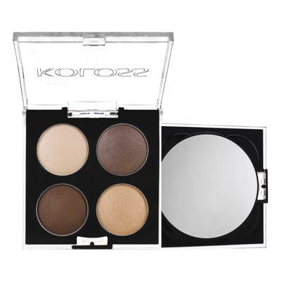 Imagem 4 do produto Quarteto de Sombra Koloss - 02 Classica