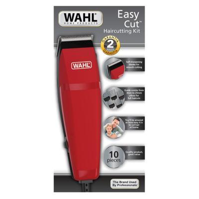 Imagem 3 do produto Máquina de Corte Wahl - Clipper Easy Cut Vermelha - 127V