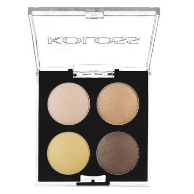Imagem 1 do produto Quarteto de Sombra Koloss - 06 Sofisticada