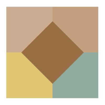 Imagem 2 do produto Paleta de Corretivo Camuflagem Koloss - 03 Perfeição - 1 Un