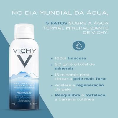 Imagem 5 do produto Eau Thermale Vichy - Água Termal - 300ml