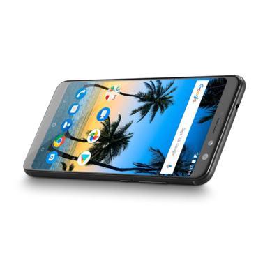 """Imagem 8 do produto Smartphone Multilaser MS80 4GB RAM + 64GB Tela 5,7"""" HD+ Android 7.1 Qualcomm Dual Câmera 20MP+8MP Preto - P9066 - P9066"""
