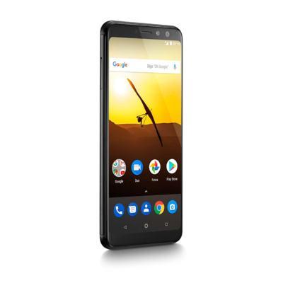 """Imagem 6 do produto Smartphone Multilaser MS80 3GB RAM + 32GB Tela 5,7"""" HD+ 4G Android 7.1 Qualcomm Dual Câmera 20MP+8MP Preto - P9064 - P9064"""