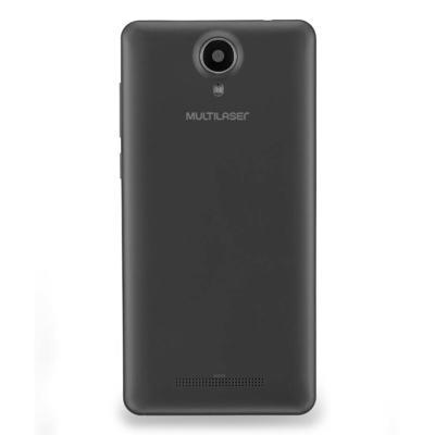 "Imagem 5 do produto Smartphone MS50S Colors 3G Tela IPS de 5"" Android 6 Dual Câmera 5+8MP Multilaser Preto - NB704 - NB704"