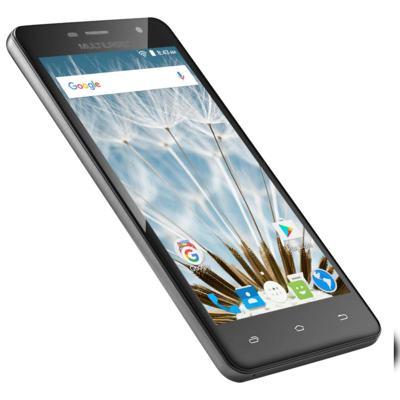 "Imagem 23 do produto Smartphone MS50S Colors 3G Tela IPS de 5"" Android 6 Dual Câmera 5+8MP Multilaser Preto - NB704 - NB704"