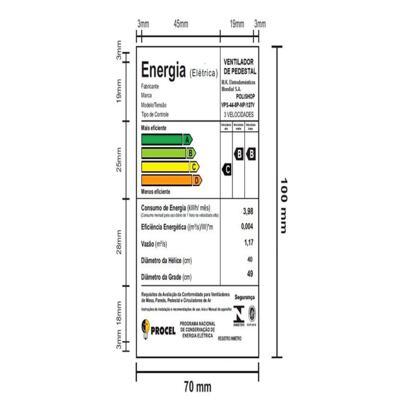 Imagem 7 do produto Ventilador De Coluna New Ultra Wind Control 40cm Polishop - | 127V