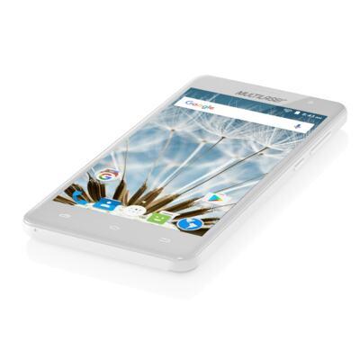 "Imagem 15 do produto Smartphone MS50S Colors 3G Tela IPS de 5"" Android 6 Dual Câmera 5+8MP Multilaser Branco - NB705 - NB705"