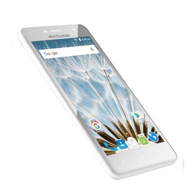 "Imagem 16 do produto Smartphone MS50S Colors 3G Tela IPS de 5"" Android 6 Dual Câmera 5+8MP Multilaser Branco - NB705 - NB705"