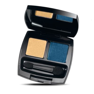 Sombra Duo para Olhos Avon Ultra Color 2g
