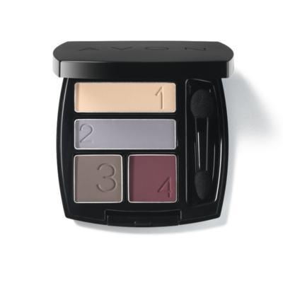 Imagem 1 do produto Quarteto de Sombra para Olhos Avon Ultra Color 5g