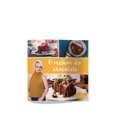Livro Ana Maria Braga - O Melhor do Chocolate