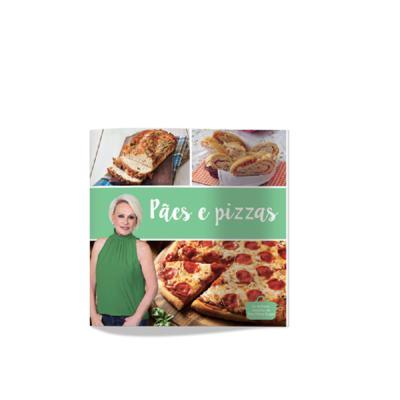 Imagem 1 do produto Livro Ana Maria Braga - Pães e Pizzas