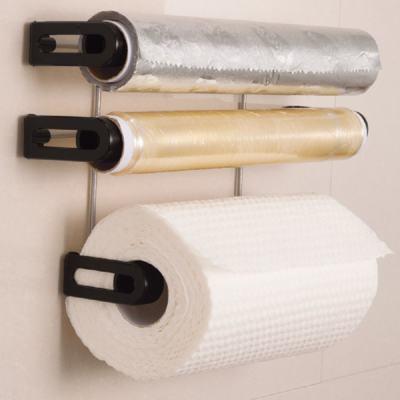 Imagem 1 do produto Porta-Rolo Triplo Plástico