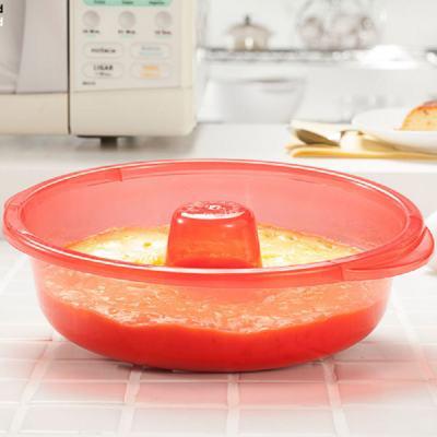 Imagem 1 do produto Forma de Pudim Para Micro-ondas