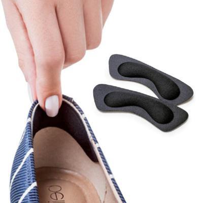 Imagem 1 do produto Protetor de Calcanhar Color Preto