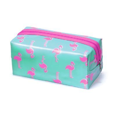 Imagem 1 do produto Nécessaire Flamingo Estampada