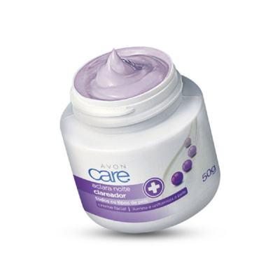 Imagem 1 do produto Creme Facial Clareador Care Aclara Noite - 50 g