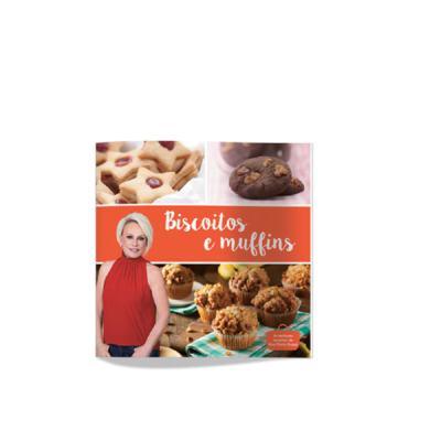 Imagem 1 do produto Livro Ana Maria Braga - Biscoitos e Muffins